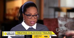 Oprah childhood trauma